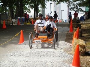 moon buggy race